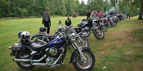 Gäste Motorräder