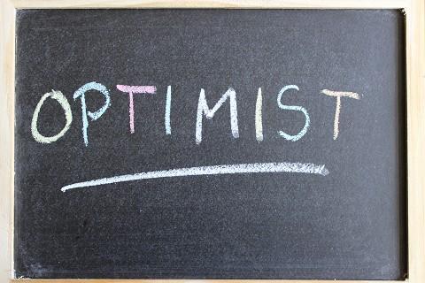 sein wir doch Optimisten!
