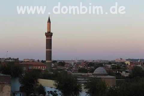 Minarett in Diyarbakir
