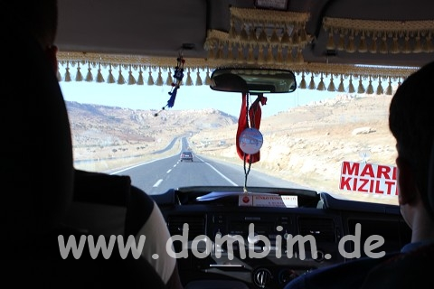 Dolmusch nach Mardin