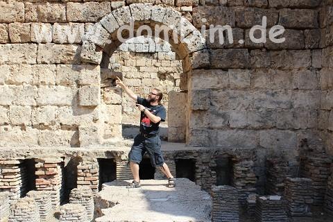 Ab in die Römerzeit