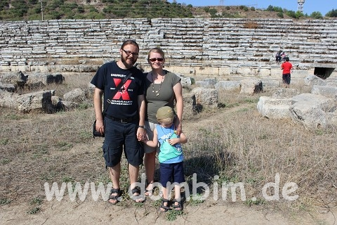 Stadion in Perge