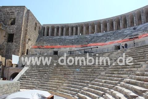 Das Theater von Aspendos