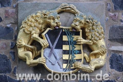 Wappen Kurfuerst Sachsen