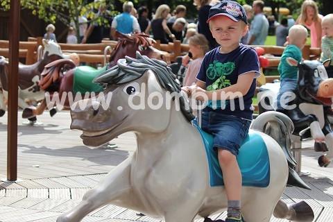 Kinderkarussel im Djurs Sommerland